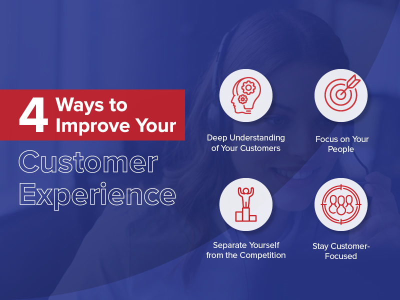 4 Ways to Improve Your Customer Experience